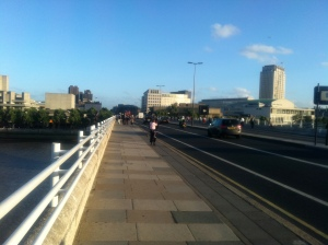 Waterloo Bridge - the site of many moments of creativity