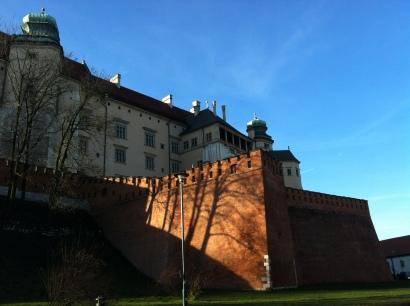 A bit of Wawel