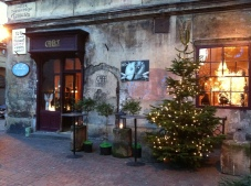 The most charming corner of Krakow